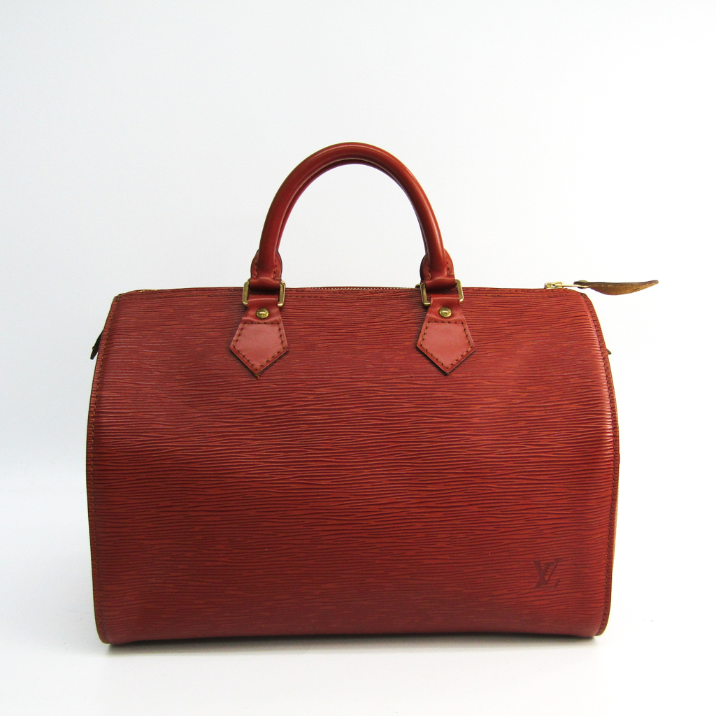 ルイ・ヴィトン(Louis Vuitton) エピ スピーディ30 M43003 ハンドバッグ ケニアンブラウン 【中古】