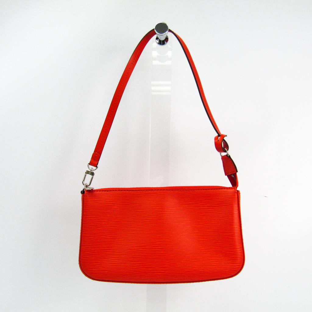 ルイ・ヴィトン(Louis Vuitton) エピ ポシェット・アクセソワール M40778 ハンドバッグ ピモン 【中古】
