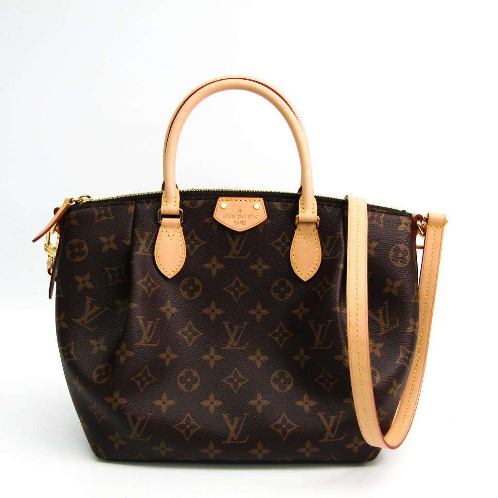 ルイ・ヴィトン(Louis Vuitton) モノグラム テュレンPM M48813 ハンドバッグ モノグラム 【中古】