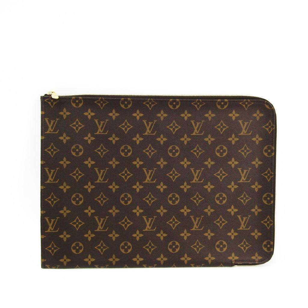 ルイ・ヴィトン(Louis Vuitton) モノグラム ポッシュ・ドキュマン M53456 ブリーフケース モノグラム 【中古】