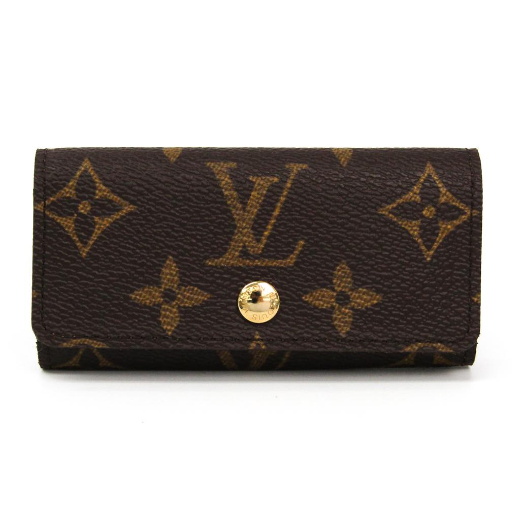 ルイ・ヴィトン(Louis Vuitton) モノグラム レディース モノグラム キーケース モノグラム M62631 ミュルティクレ4 【中古】