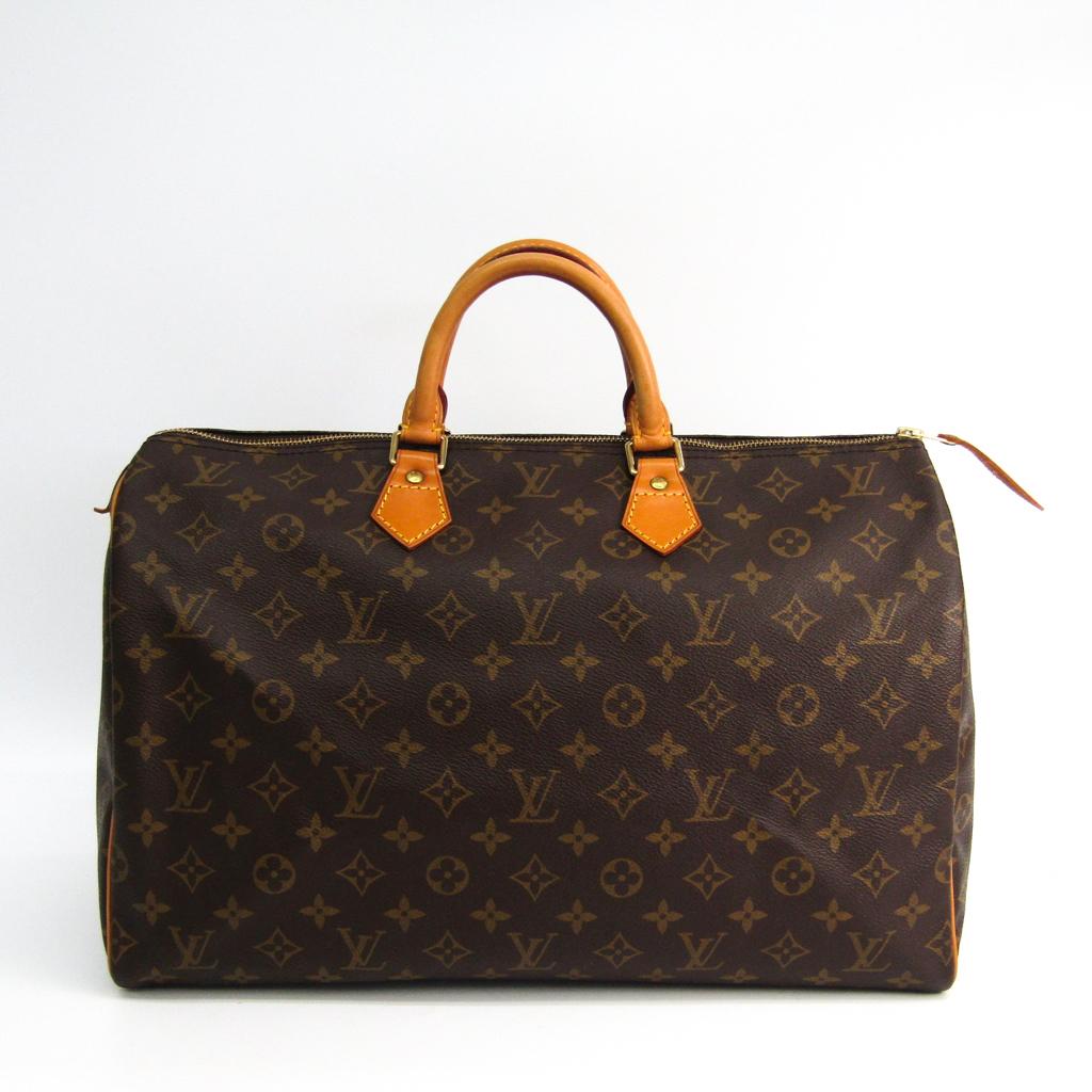 ルイ・ヴィトン(Louis Vuitton) モノグラム スピーディ40 M41522 ハンドバッグ モノグラム 【中古】