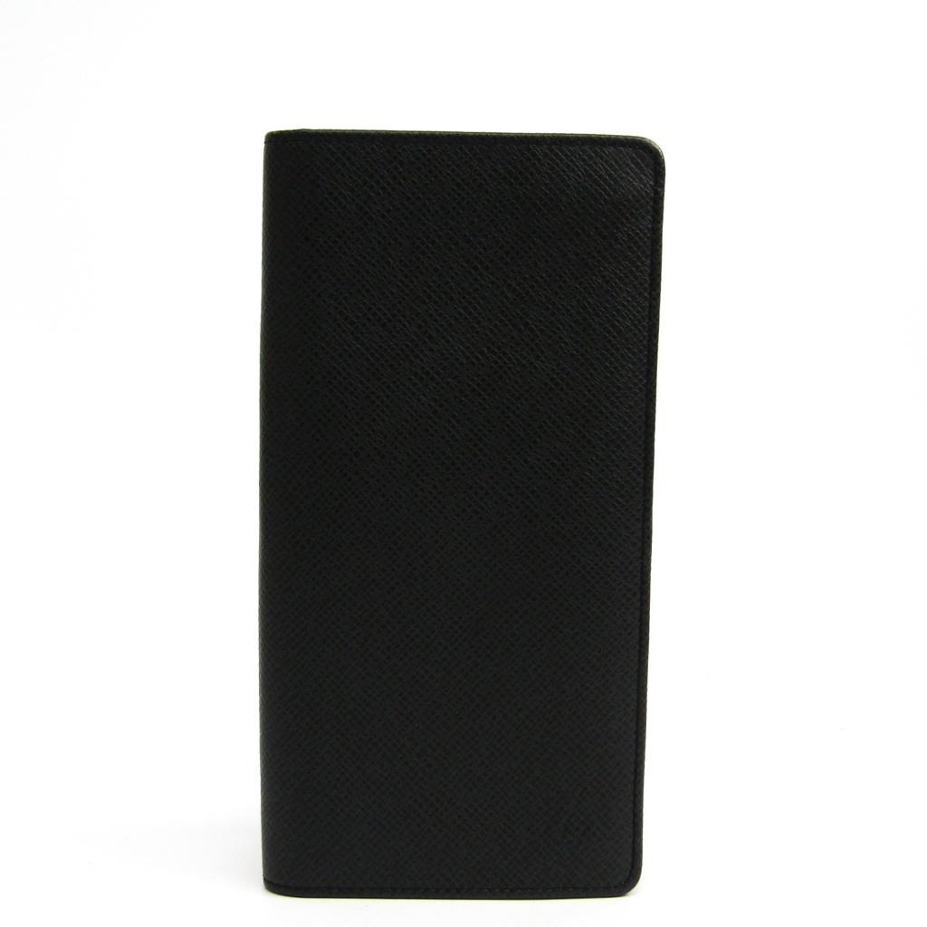 ルイ・ヴィトン(Louis Vuitton) タイガ M32572 ポルトフォイユ・ブラザ タイガ 長財布(二つ折り) アルドワーズ 【中古】