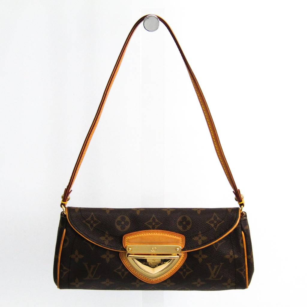 ルイ・ヴィトン(Louis Vuitton) モノグラム ポシェット・ビバリー M40122 レディース ショルダーバッグ モノグラム 【中古】
