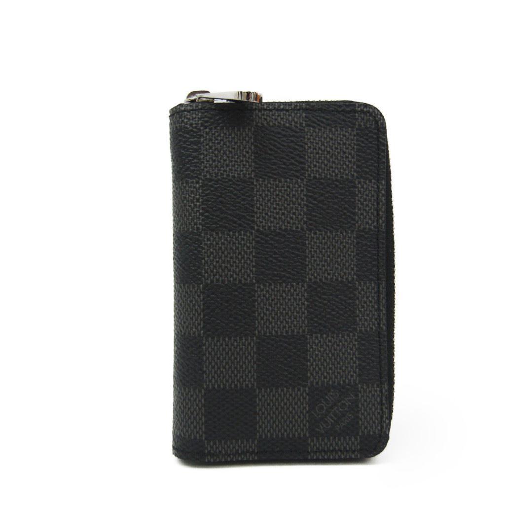 ルイ・ヴィトン(Louis Vuitton) ダミエ・グラフィット ジッピーコインパース N63076 メンズ ダミエグラフィット 小銭入れ・コインケース ダミエ・グラフィット