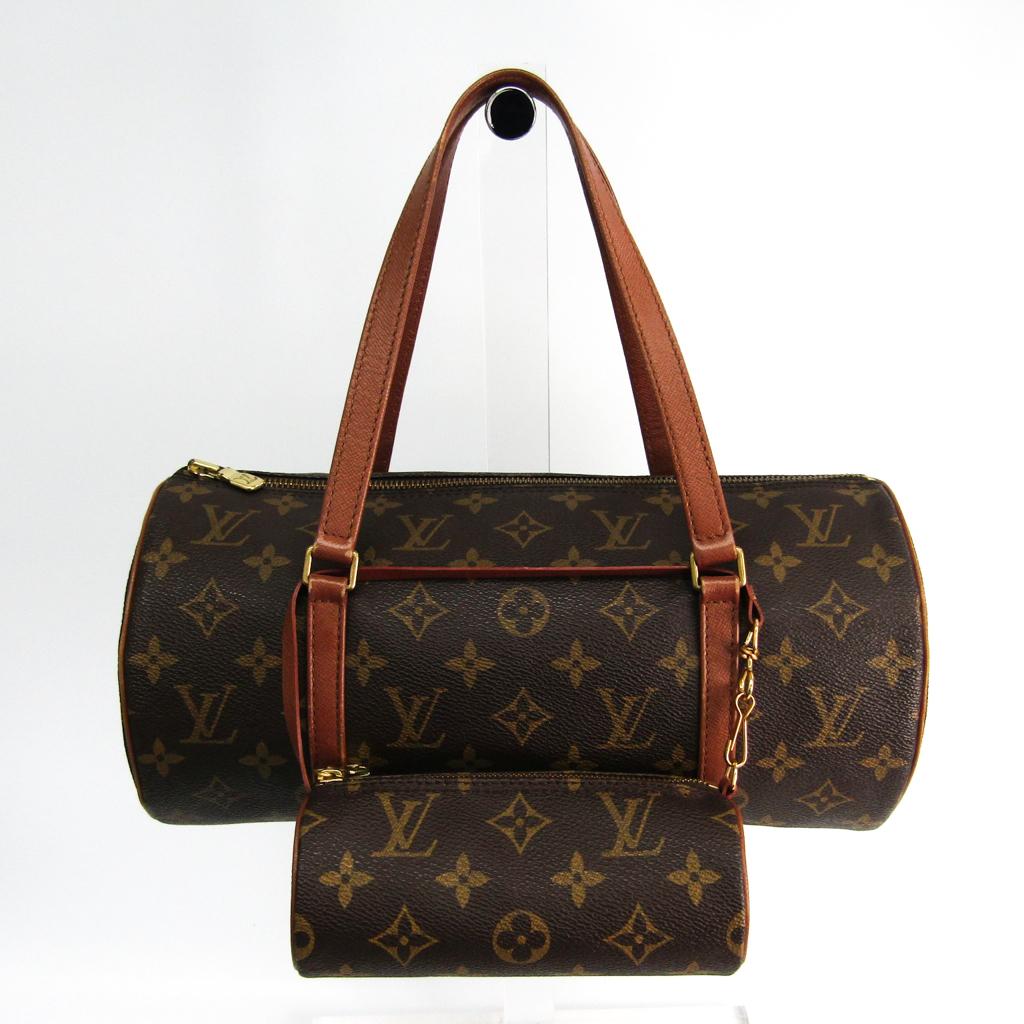 ルイ・ヴィトン(Louis Vuitton) モノグラム パピヨン30 M51365 ハンドバッグ モノグラム 【中古】