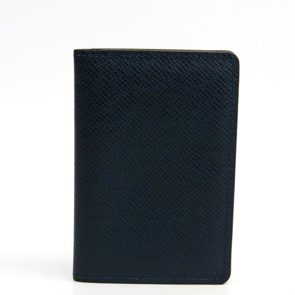 ルイ・ヴィトン(Louis Vuitton) タイガ タイガ カードケース ボレアル オーガナイザードゥポッシュ M32655 【中古】