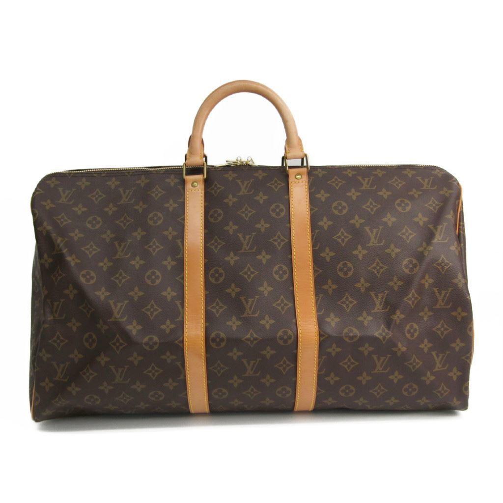 ルイ・ヴィトン(Louis Vuitton) モノグラム キーポル55 M41424 ボストンバッグ モノグラム 【中古】