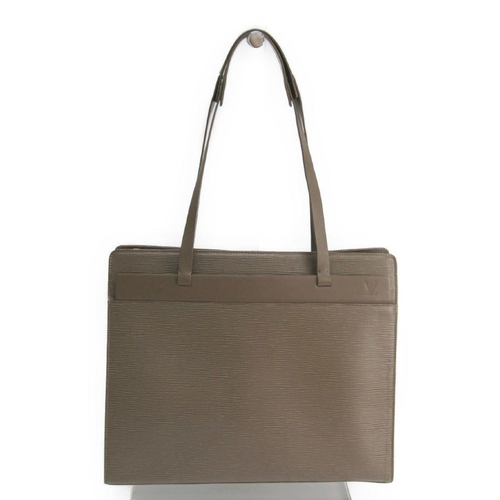 ルイ・ヴィトン(Louis Vuitton) エピ クロワゼットGM M5250C レディース ハンドバッグ ペッパー(ポワーヴル) 【中古】