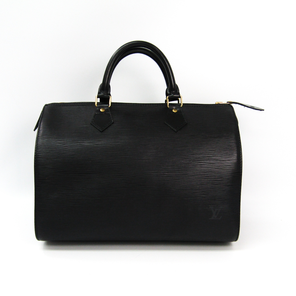 ルイ・ヴィトン(Louis Vuitton) エピ スピーディ30 M43002 ハンドバッグ ノワール 【中古】
