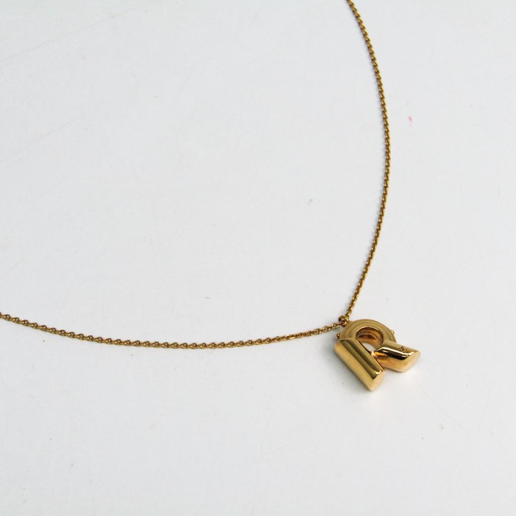 ルイ・ヴィトン(Louis Vuitton) メタル ペンダントネックレス ネックレス・LV&ME R M61073 【中古】