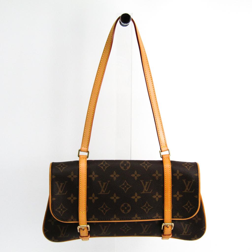 ルイ・ヴィトン(Louis Vuitton) モノグラム マレル M51157 ショルダーバッグ モノグラム 【中古】