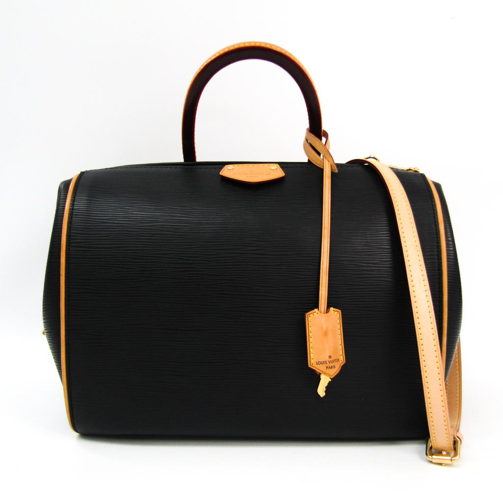 ルイ・ヴィトン(Louis Vuitton) エピ ドックPM M93245 レディース ハンドバッグ ノワール 【中古】