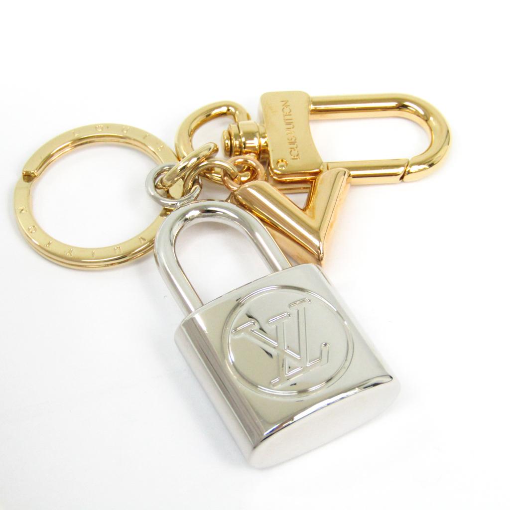 ルイ・ヴィトン(Louis Vuitton) バッグ チャーム・カレイド V パドロック M67376 キーホルダー 【中古】