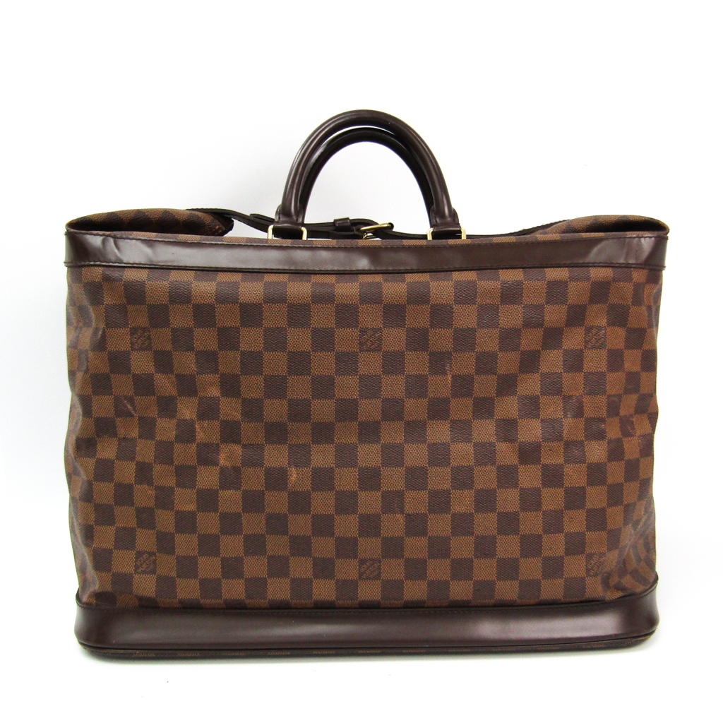 ルイ・ヴィトン(Louis Vuitton) ダミエ グリモ N41160 ハンドバッグ エベヌ 【中古】