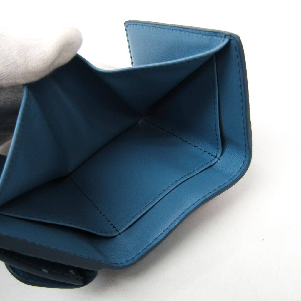 0f7913be39df ミュウ·ミュウ(Miu Miu) 5MH020 レディース Madras 財布(三つ折り) ピンク,ブルー 【】