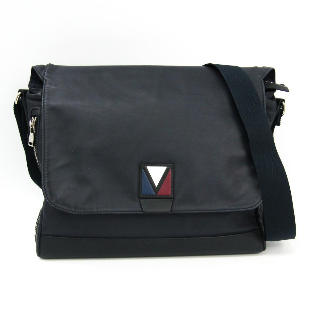 688de9046f0 Louis Vuitton (Louis Vuitton) men s collection cross M50442 men messenger  bag navy