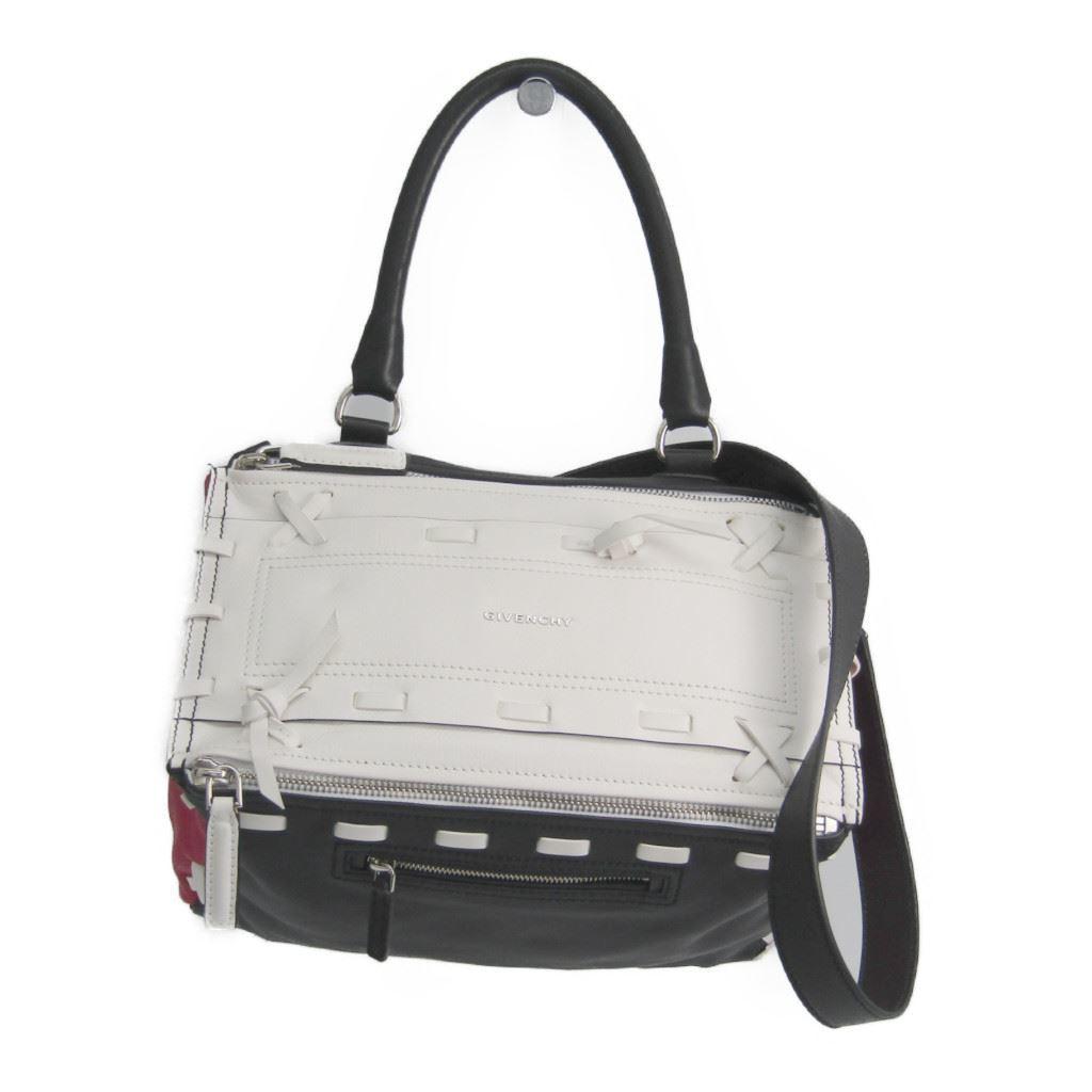 1d7aee37d1 eLADY  ジバンシィ (Givenchy) Pandora medium Lady s leather handbag ...