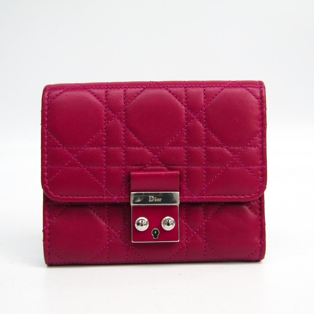 c56e8534c83c クリスチャン・ディオール(Christian Dior) カナージュ/レディ・ディオール ニューロック レディース レザー