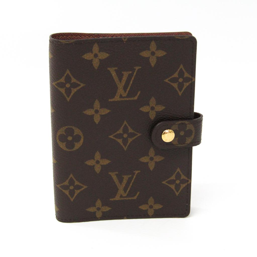 ルイ・ヴィトン(Louis Vuitton) モノグラム アジェンダPM 手帳 R20005 【中古】