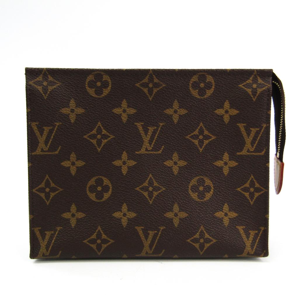ルイ・ヴィトン(Louis Vuitton) モノグラム ポッシュ・トワレット19 M47544 レディース ポーチ モノグラム 【中古】