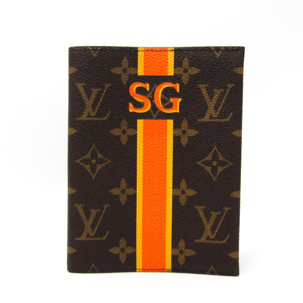 ルイ・ヴィトン(Louis Vuitton) 手帳 モノグラム モン・モノグラム クヴェルテュール・カルネ PM M60468 【中古】