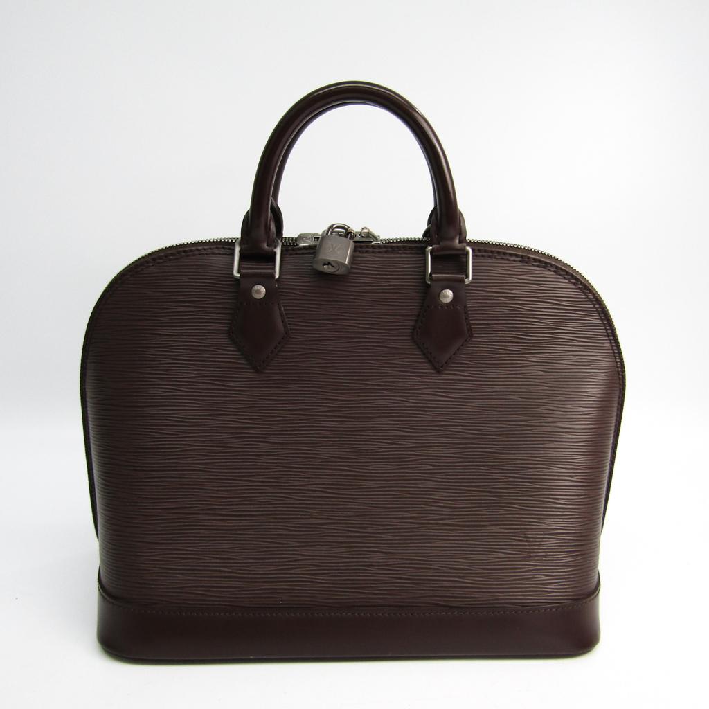 ルイ・ヴィトン(Louis Vuitton) エピ アルマ M5214D レディース ハンドバッグ モカ 【中古】