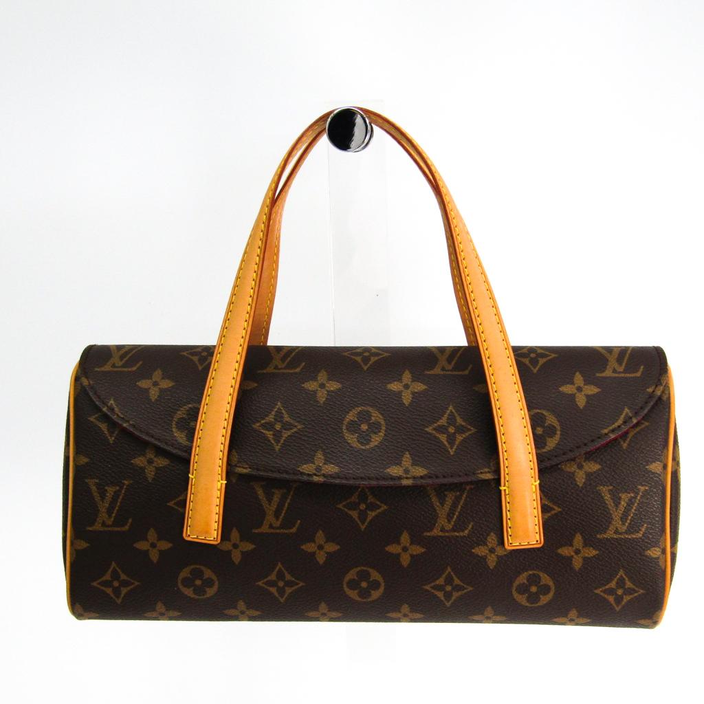 ルイ・ヴィトン(Louis Vuitton) モノグラム ソナチネ M51902 ハンドバッグ モノグラム 【中古】