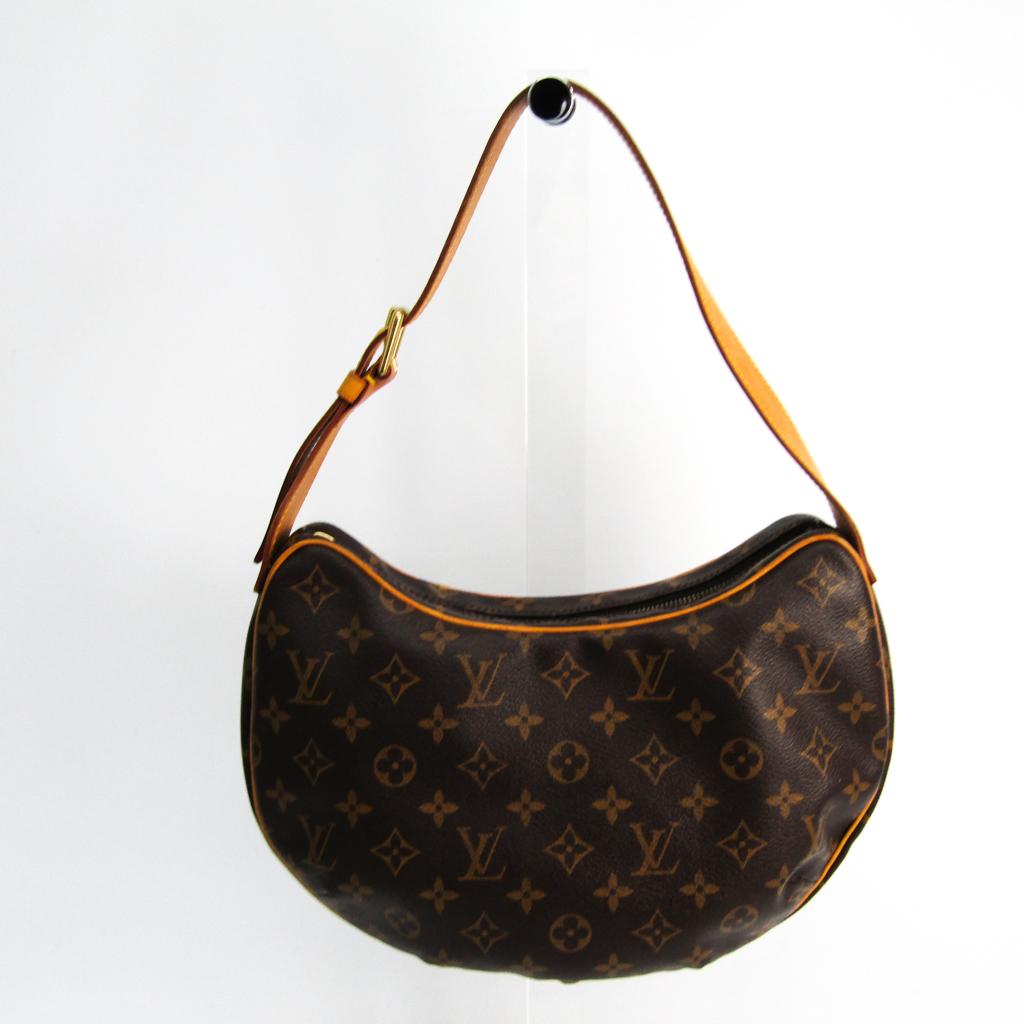 ルイ・ヴィトン(Louis Vuitton) モノグラム クロワッサンMM M51512 ショルダーバッグ モノグラム 【中古】