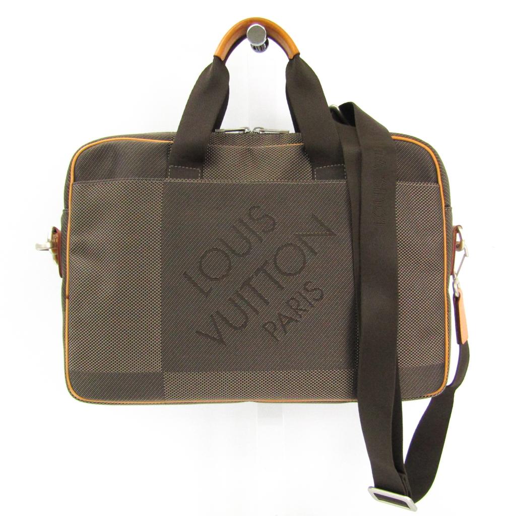 ルイ・ヴィトン(Louis Vuitton) ダミエジェアン アソシエPM N58039 ブリーフケース テール 【中古】