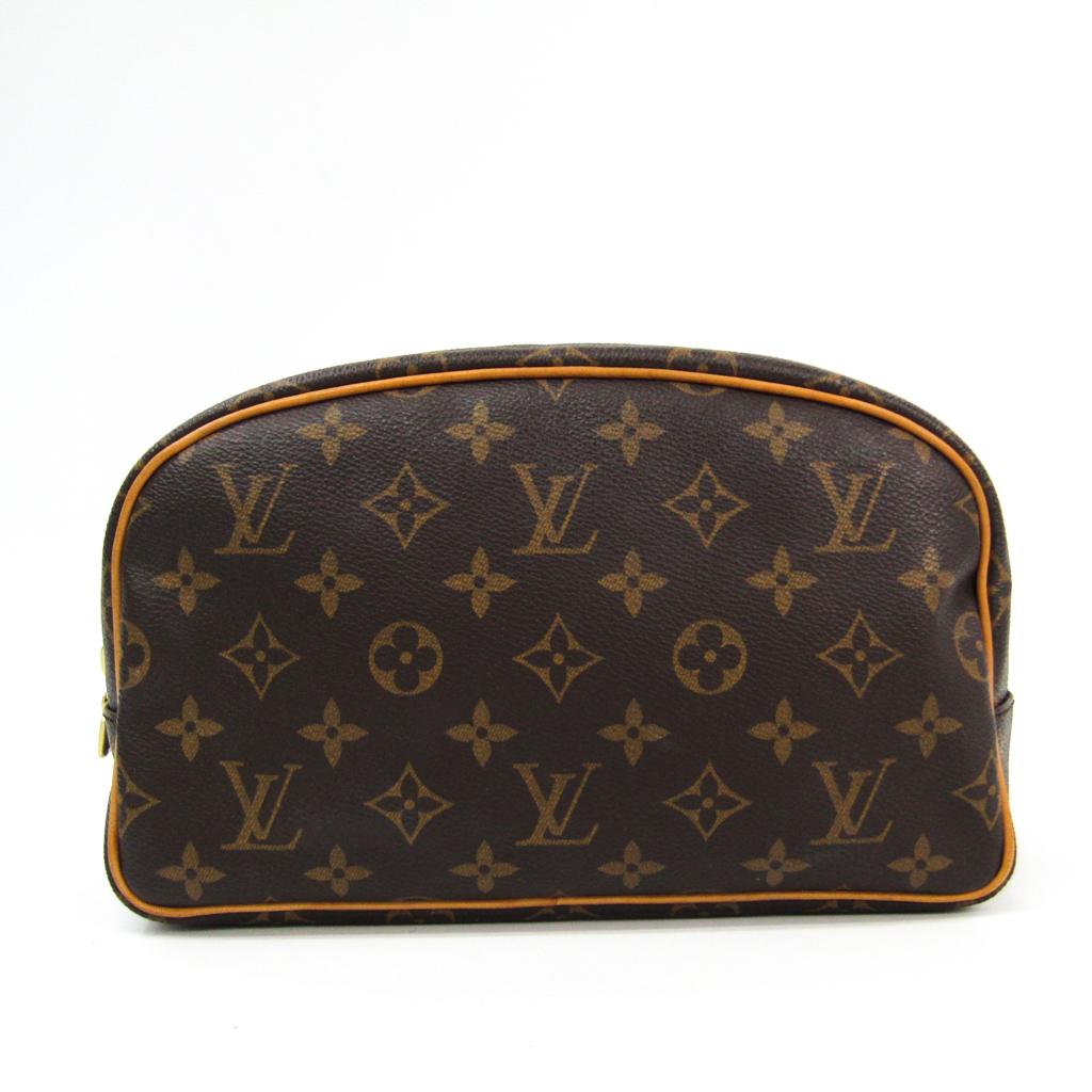 ルイ・ヴィトン(Louis Vuitton) モノグラム トゥルース・トワレット25 M47527 レディース ポーチ モノグラム 【中古】
