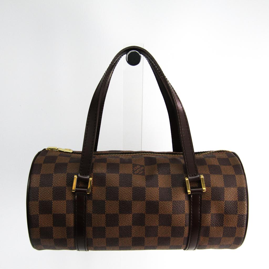 ルイ・ヴィトン(Louis Vuitton) ダミエ パピヨン26 N51304 レディース ハンドバッグ エベヌ 【中古】
