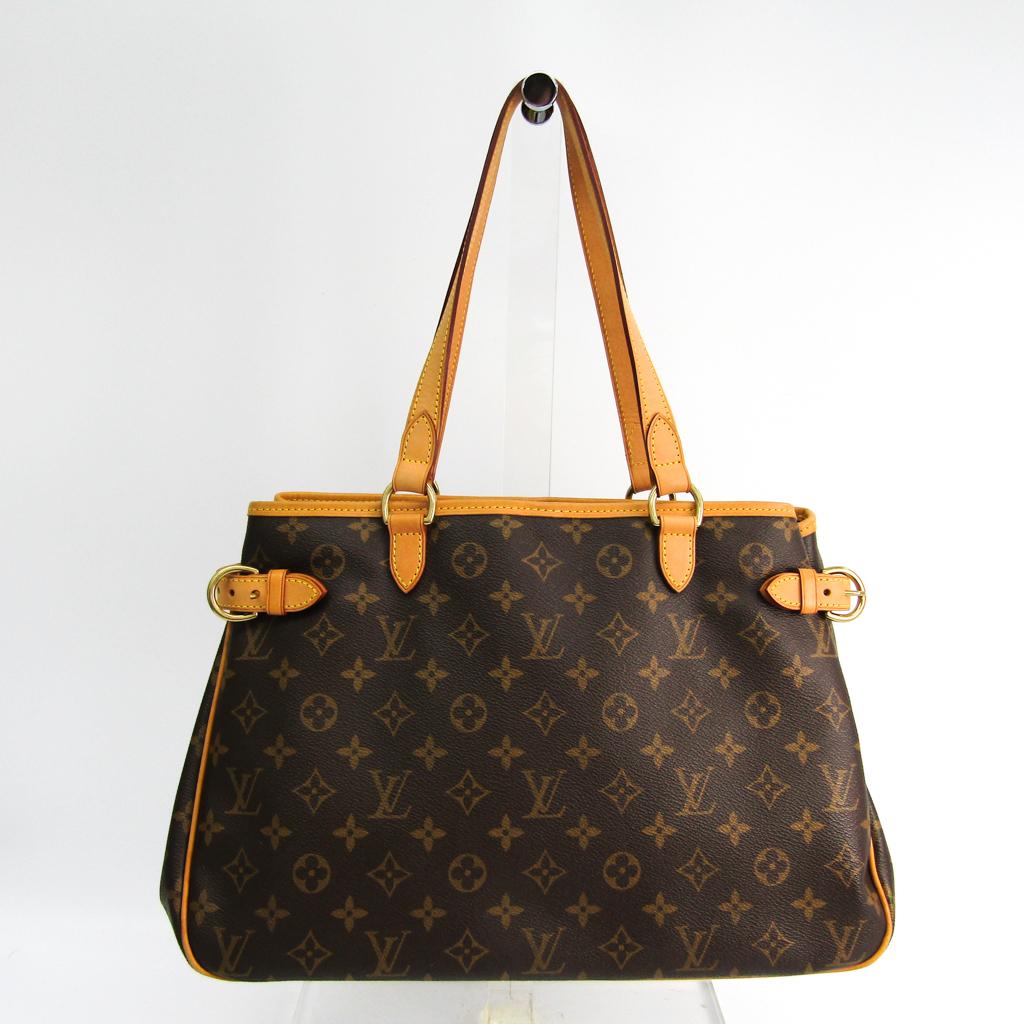 ルイ・ヴィトン(Louis Vuitton) モノグラム バティニョール・オリゾンタル M51154 レディース ショルダーバッグ モノグラム 【中古】