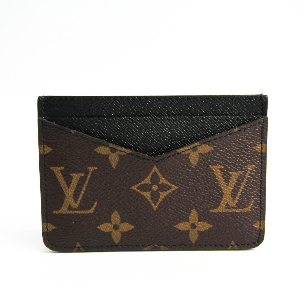 ルイ・ヴィトン(Louis Vuitton) モノグラム ネオ・ポルト カルト M60166 モノグラム カードケース モノグラム・マカサー 【中古】