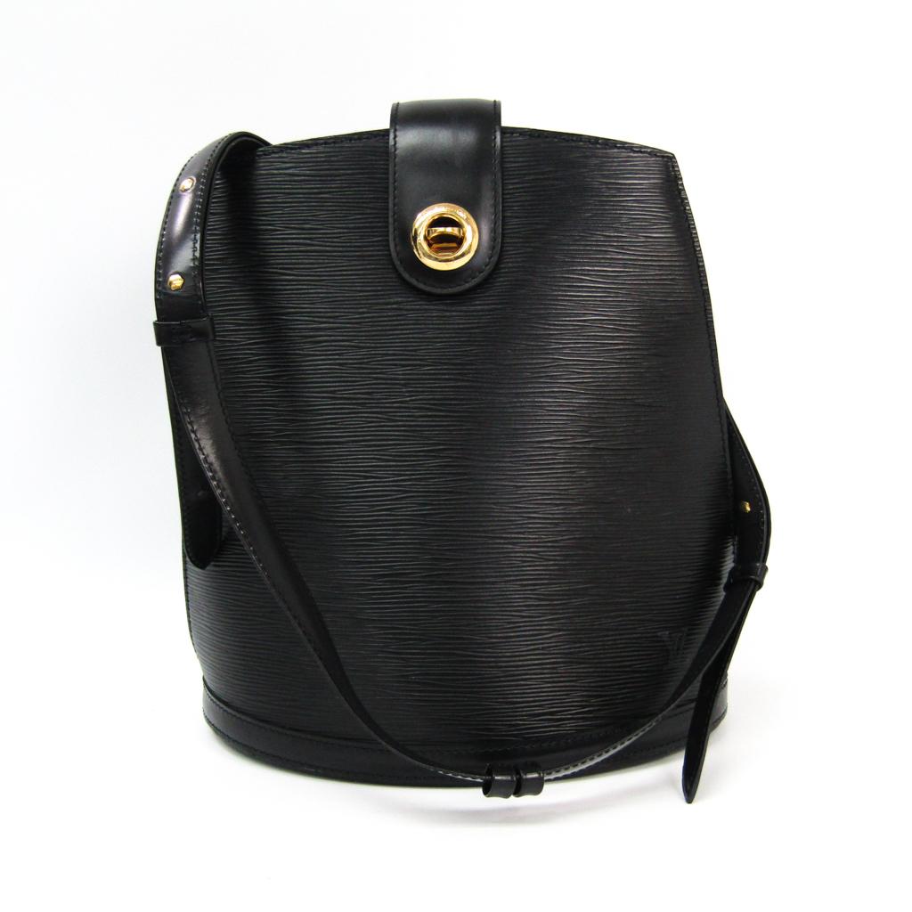 ルイ・ヴィトン(Louis Vuitton) エピ クリュニー M52252 ショルダーバッグ ノワール 【中古】
