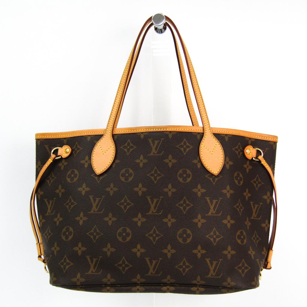 ルイ・ヴィトン(Louis Vuitton) モノグラム ネヴァーフルPM M40155 レディース トートバッグ モノグラム 【中古】