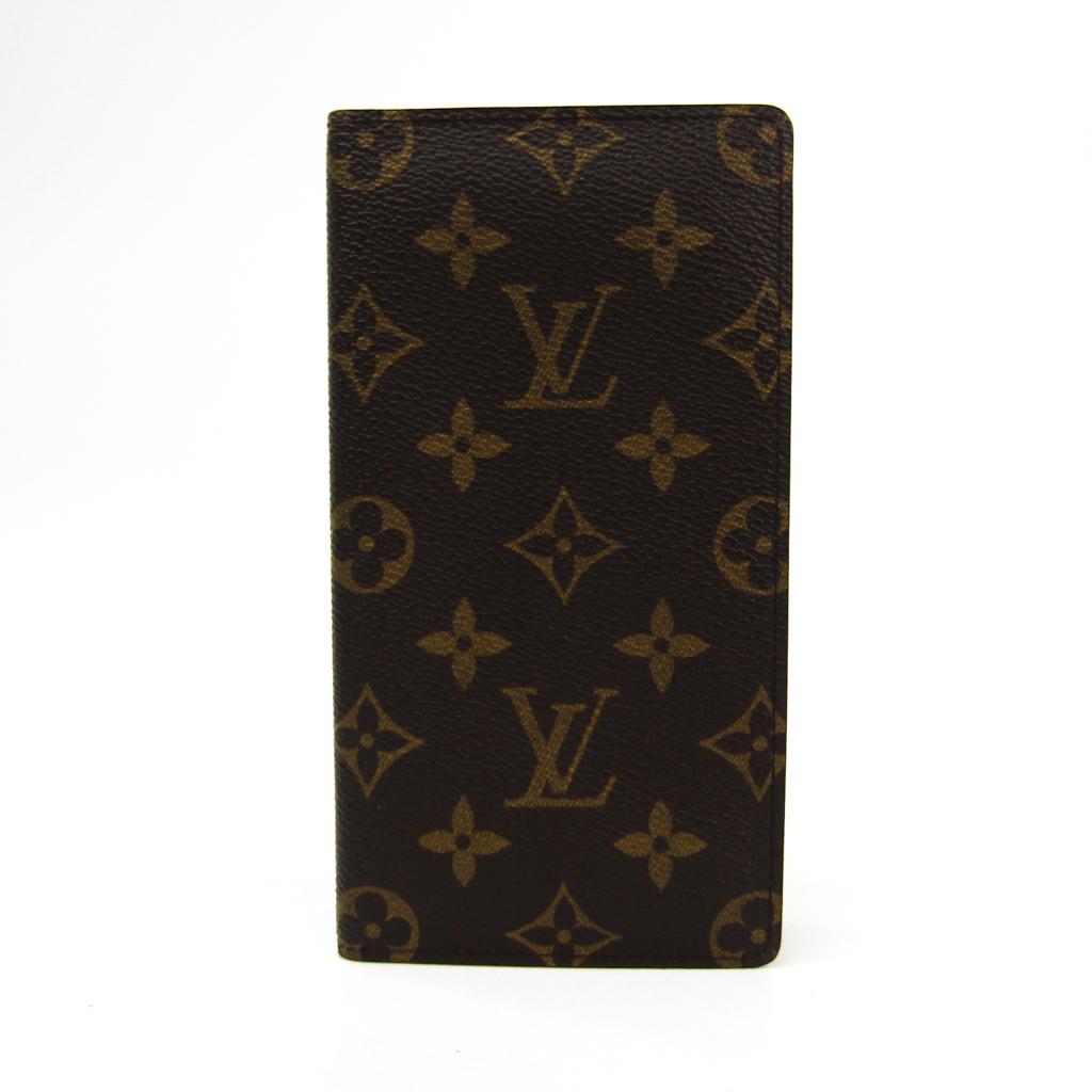 ルイ・ヴィトン(Louis Vuitton) モノグラム アジェンダオリゾンタル ポケットサイズ 手帳 R20008 【中古】
