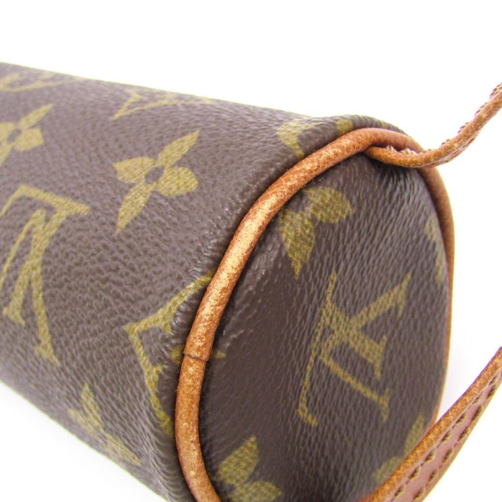 ルイ・ヴィトン(Louis Vuitton) モノグラム トゥルース・ロンド M47626 ユニセックス ポーチ モノグラム 【中古】