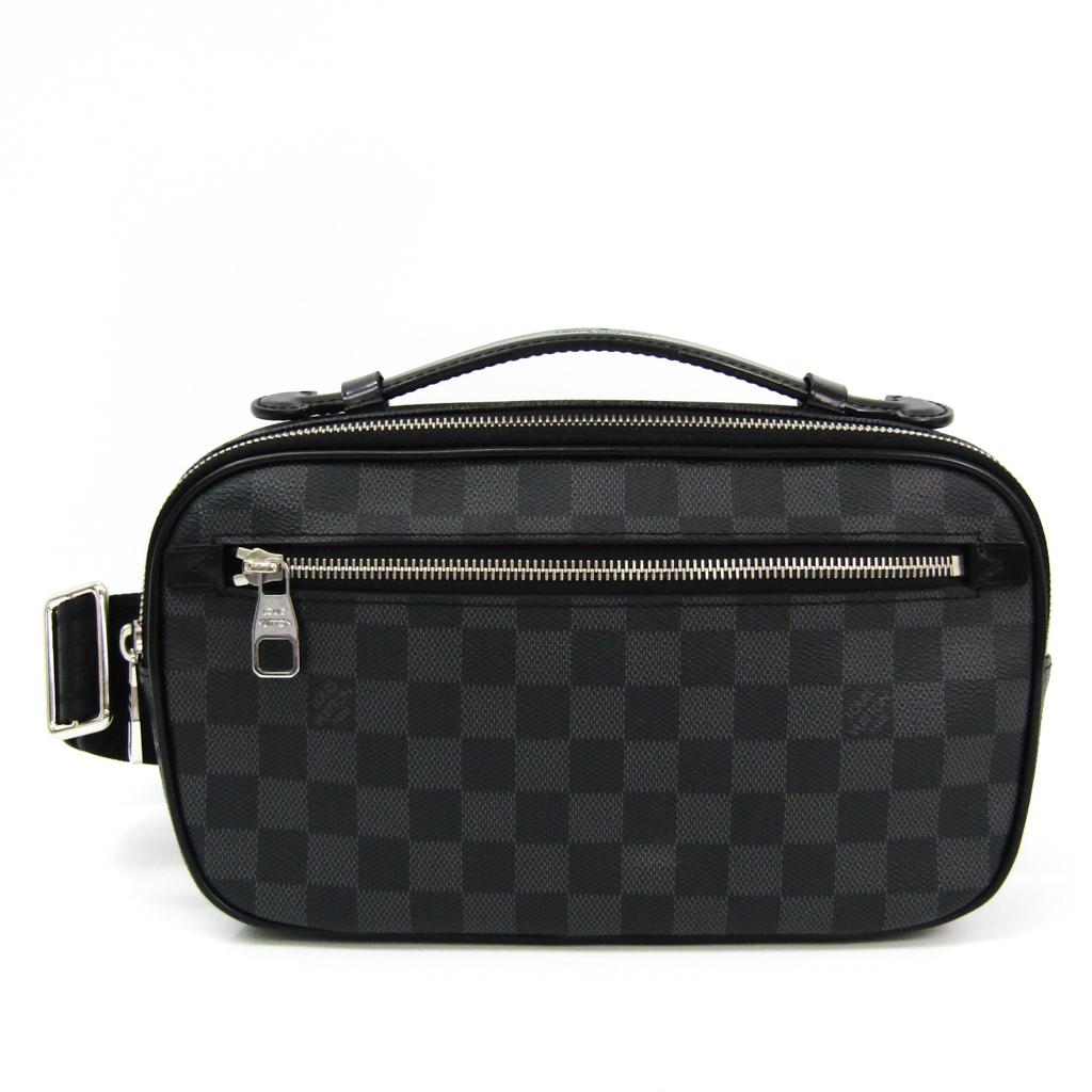 ルイ・ヴィトン(Louis Vuitton) ダミエ・グラフィット アンブレール N41289 ウエストバッグ 【中古】