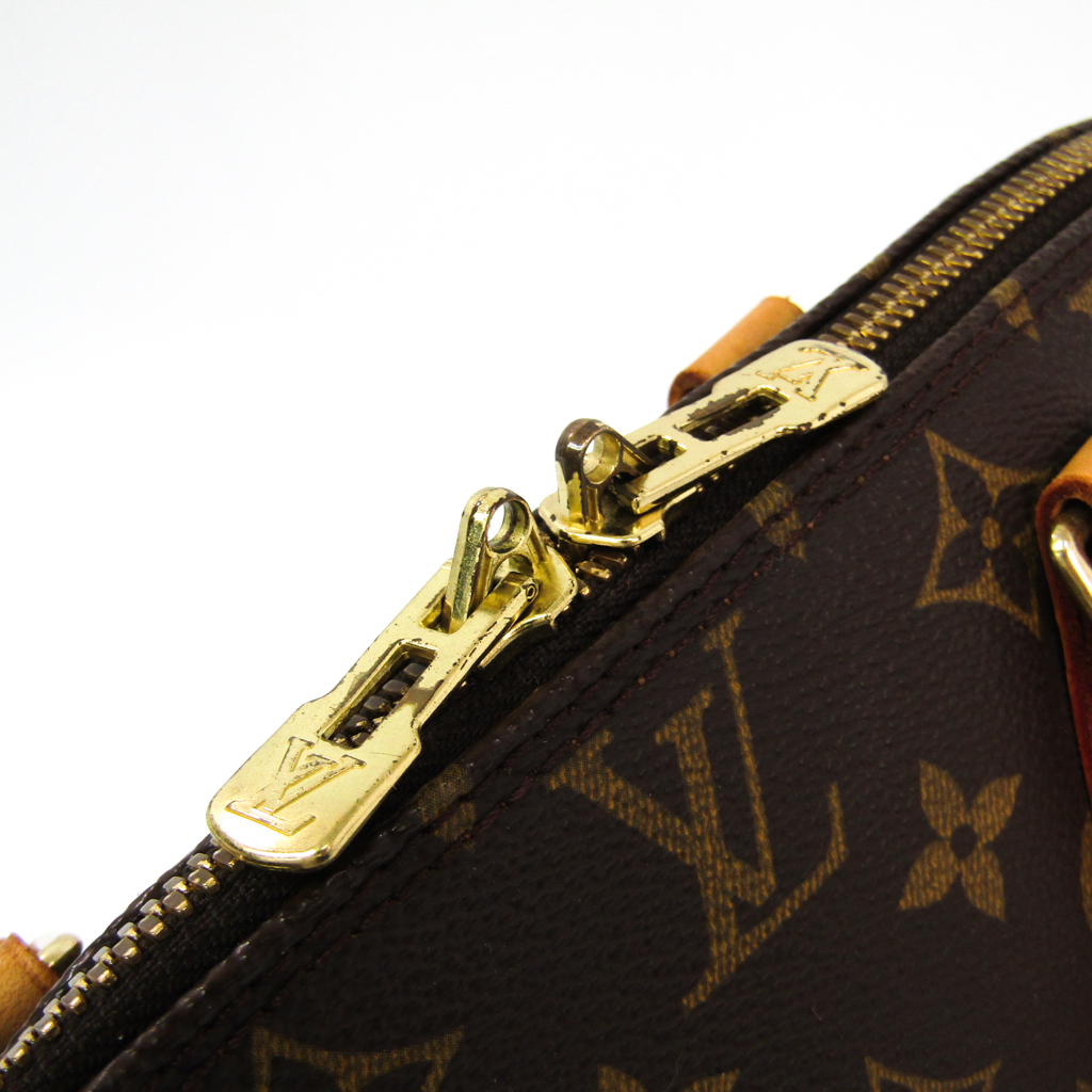 93c5effec4ad ルイ·ヴィトン(Louis Vuitton) エルメス モノグラム アルマ 時計 バッグ ...