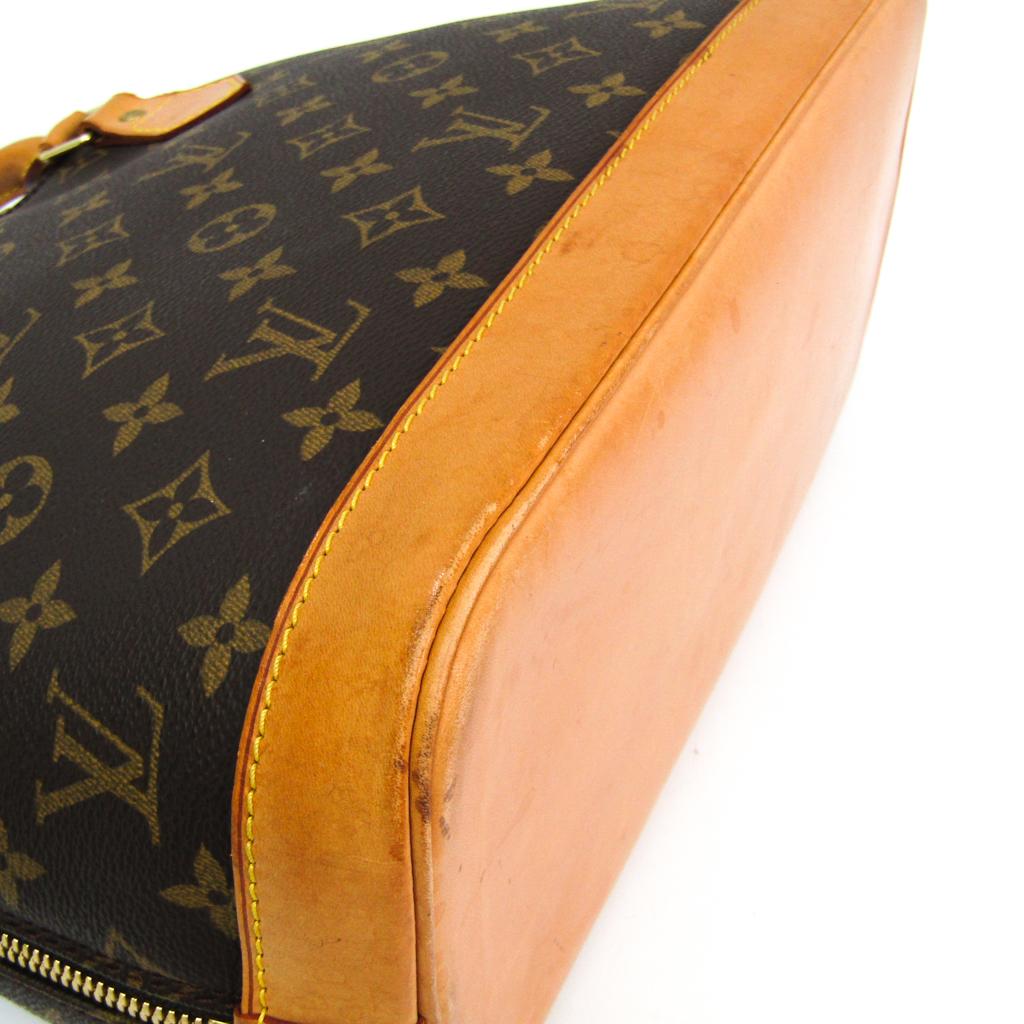 b3b0851b6a12 ルイ·ヴィトン(Louis Vuitton) モノグラム アルマ M51130 ハンドバッグ モノグラム 【】