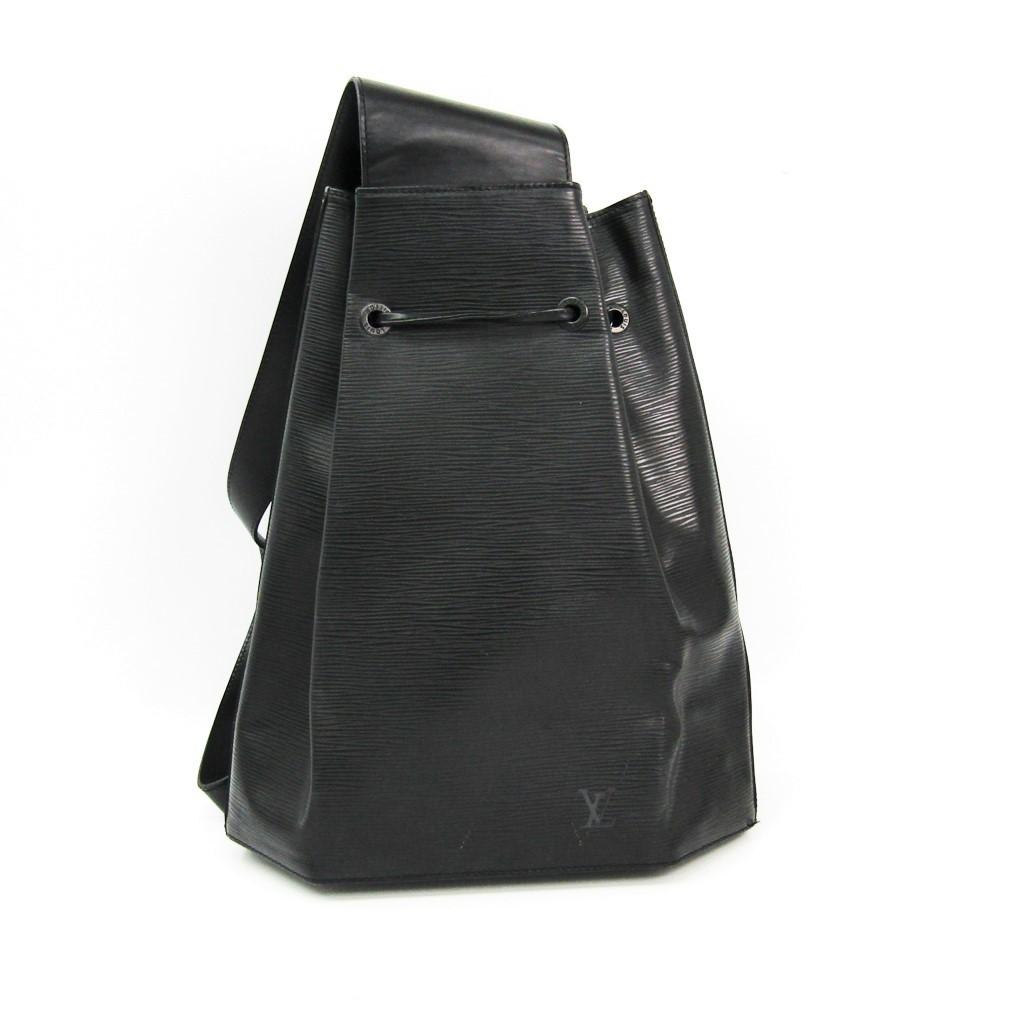 ルイ・ヴィトン(Louis Vuitton) エピ サック・ア・ド M80153 ショルダーバッグ ノワール 【中古】
