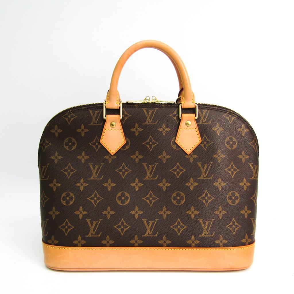ルイ・ヴィトン(Louis Vuitton) モノグラム アルマ M51130 ハンドバッグ モノグラム 【中古】