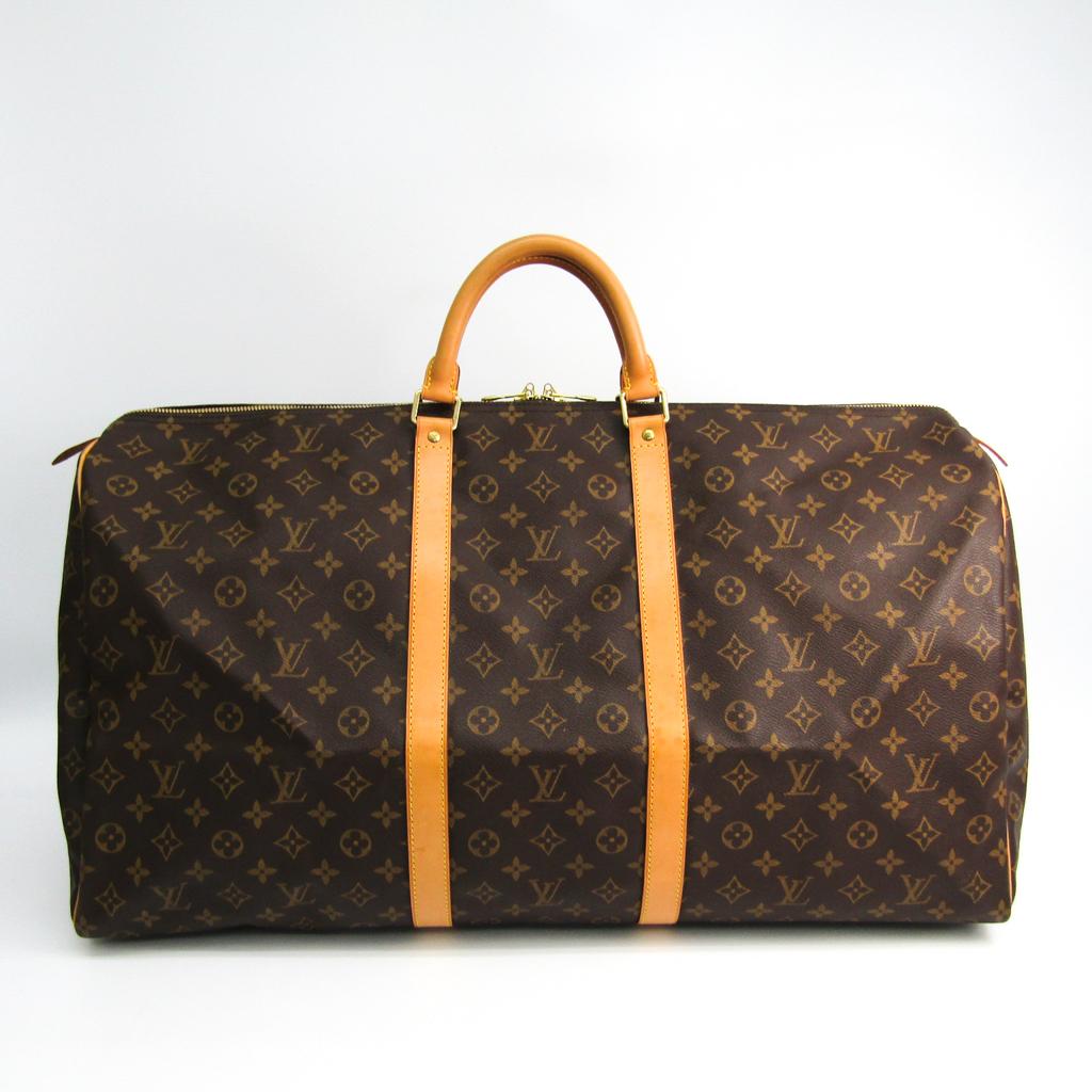 ルイ・ヴィトン(Louis Vuitton) モノグラム キーポル60 M41422 レディース ボストンバッグ モノグラム 【中古】