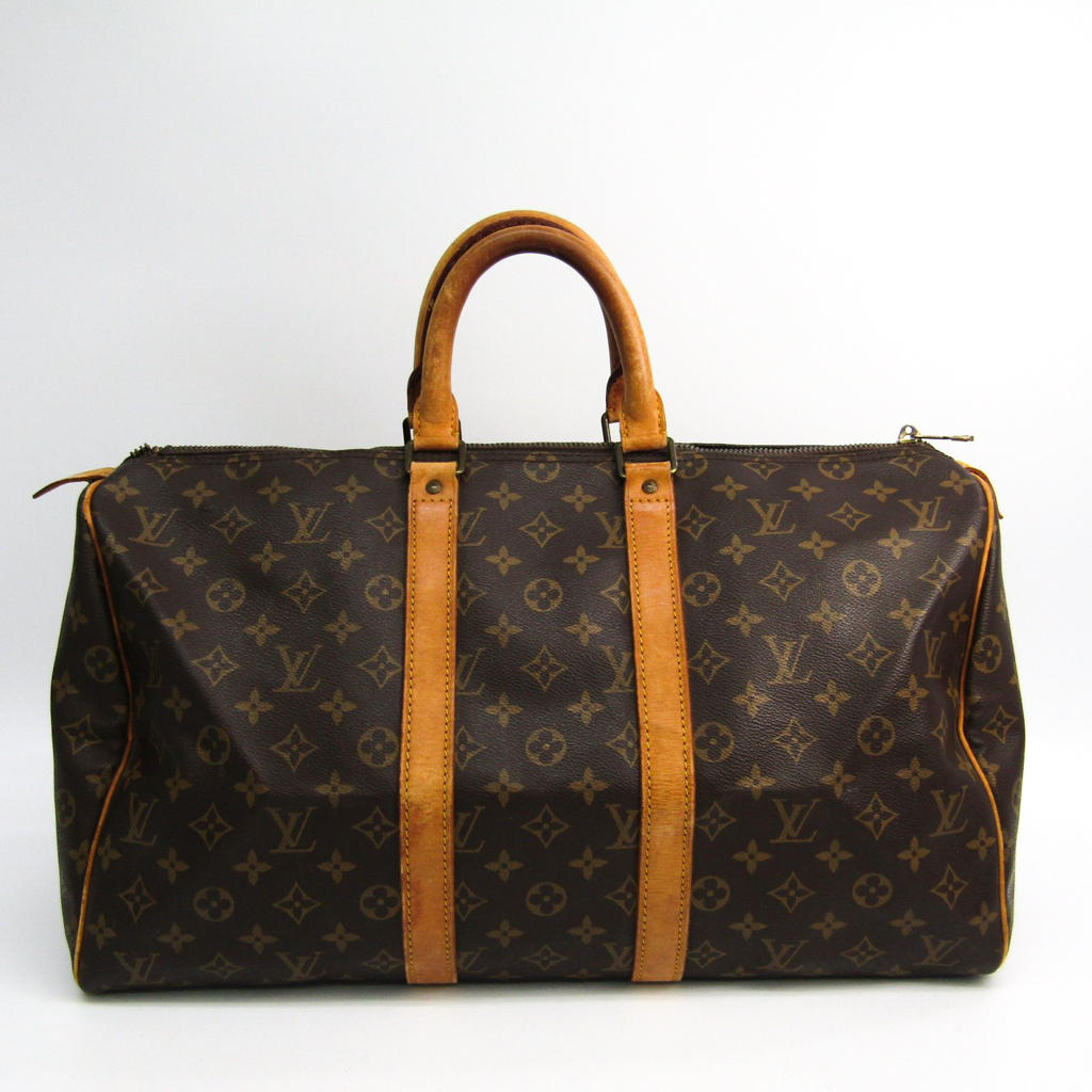 ルイ・ヴィトン(Louis Vuitton) モノグラム キーポル45 M41428 ボストンバッグ モノグラム 【中古】