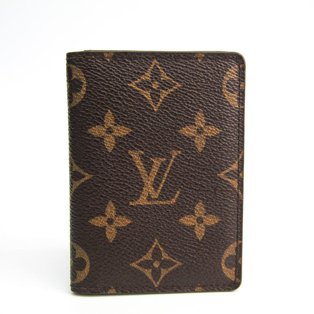 ルイ・ヴィトン(Louis Vuitton) モノグラム ポルトカルト・パス ヴェルティカル M66541 モノグラム カードケース モノグラム 【中古】