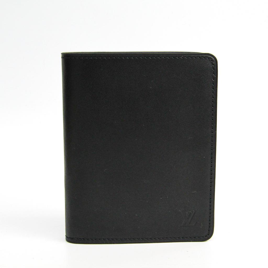 ルイ・ヴィトン(Louis Vuitton) ノマド ポルト バルール10 カルト クレディ M85012 メンズ ノマド 財布(二つ折り) ノワール 【中古】