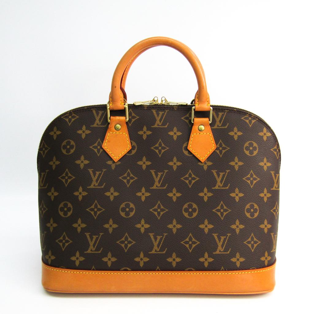 ルイ・ヴィトン(Louis Vuitton) モノグラム M51130 アルマ レディース ハンドバッグ モノグラム 【中古】