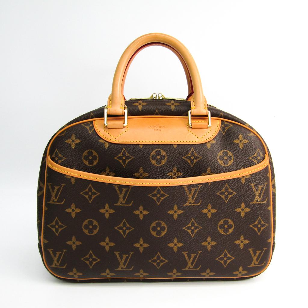 ルイ・ヴィトン(Louis Vuitton) モノグラム トゥルーヴィル M42228 レディース ハンドバッグ モノグラム 【中古】