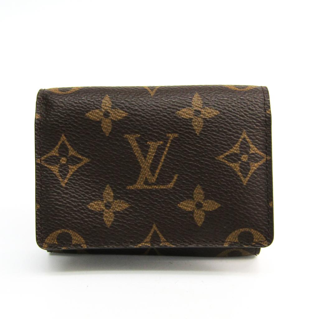 ルイ・ヴィトン(Louis Vuitton) モノグラム M62920 モノグラム 名刺入れ モノグラム 【中古】
